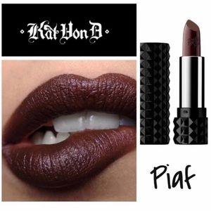 🆕 | 🖤 KVD Lipstick - Piaf